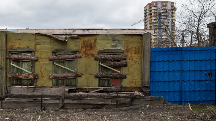 Мэрия решила снести 12 домов для расширения Зыряновской