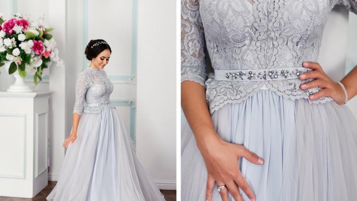 Новосибирский дизайнер представила Сибирь на неделе свадебной моды в северной столице