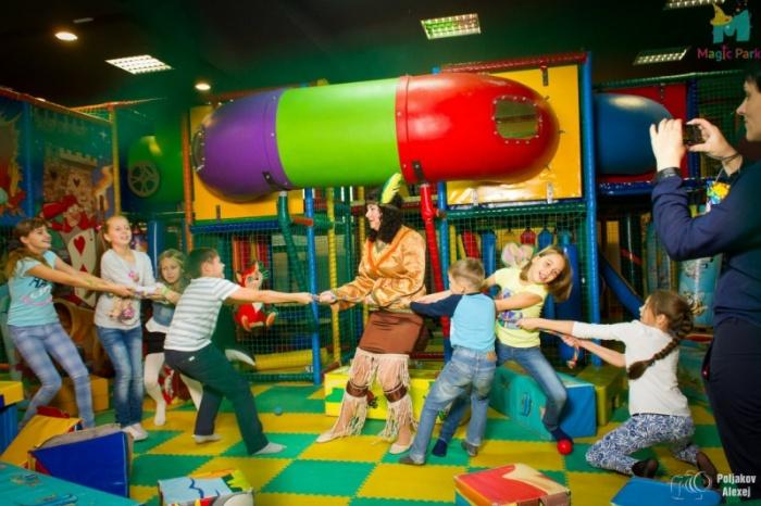 В развлекательном центре Magic Park проведут выпускные для детских садов и школ за 650 рублей