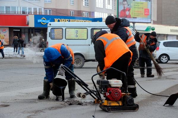 Новосибирцы попросили мэрию отремонтировать ул. Первомайскую, Толмачёвскую и Гранатовую<br>