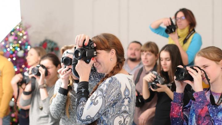 Профессиональное обучение фотографии в Новосибирске с нуля