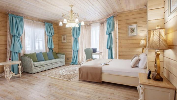 Пятизвездочный отель «Алтай Резорт» приглашает на февральские праздники
