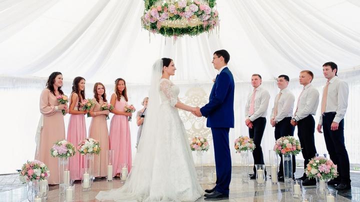 Спланируй свадьбу своей мечты за один день!