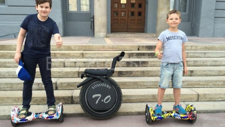 Распродажа гироскутеров, электросамокатов, сигвеев и моноколес для детей и взрослых в Новосибирске!