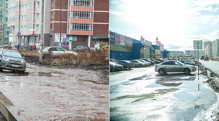 Что изменилось в Красноярске за год на примере 10 мест, которые ужасали и вызывали жалобы