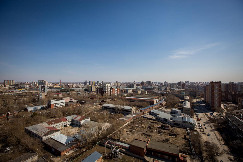 Территория в 8,7 га и промышленные корпуса около пл. Калинина оценены почти в миллиард<br>