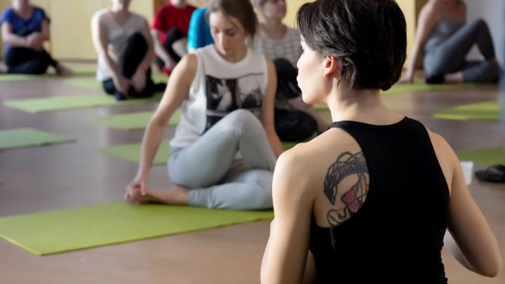 Проводятся бесплатные тренировки по экспресс-методике похудения