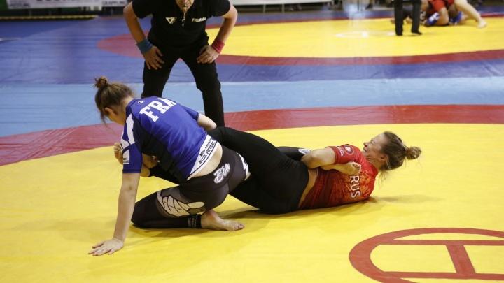 Девушка из Новосибирска стала чемпионкой России по грэпплингу