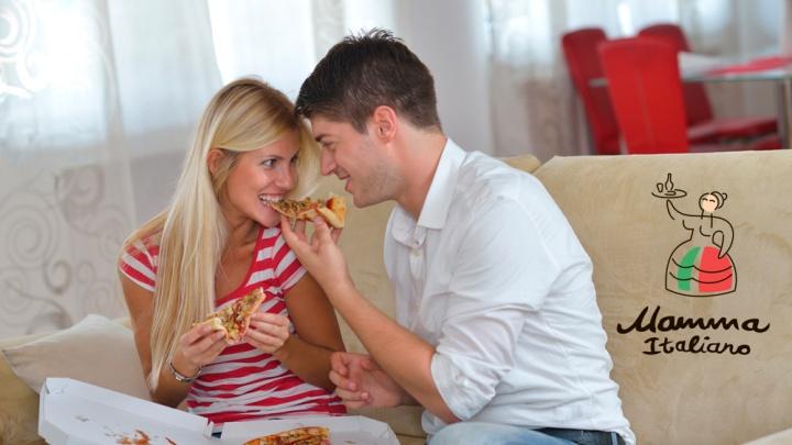 Влюбленным предложили остаться дома и отметить праздник ужином за 999 рублей