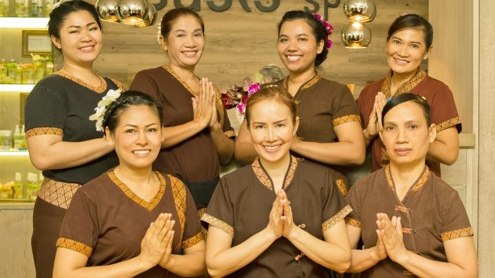 Тайский массаж — удовольствие, медитация и здоровье