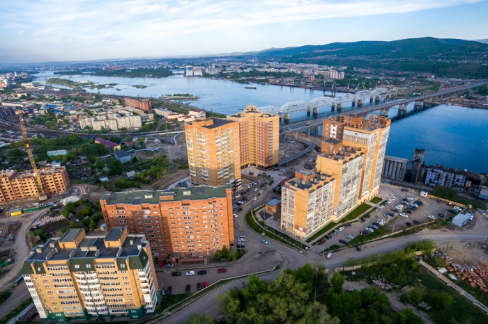 Обзор рынка недвижимости Красноярска