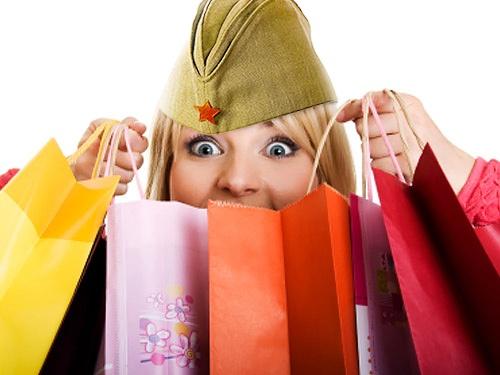 Распродажа подарков к 23 февраля проходит в трех магазинах Новосибирска