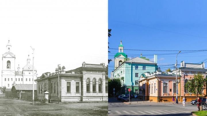 Как изменился Красноярск за 100 лет: век жизни в каждом кадре
