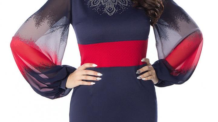 Интернет-магазин предлагает огромный выбор новогодних платьев по разумной цене