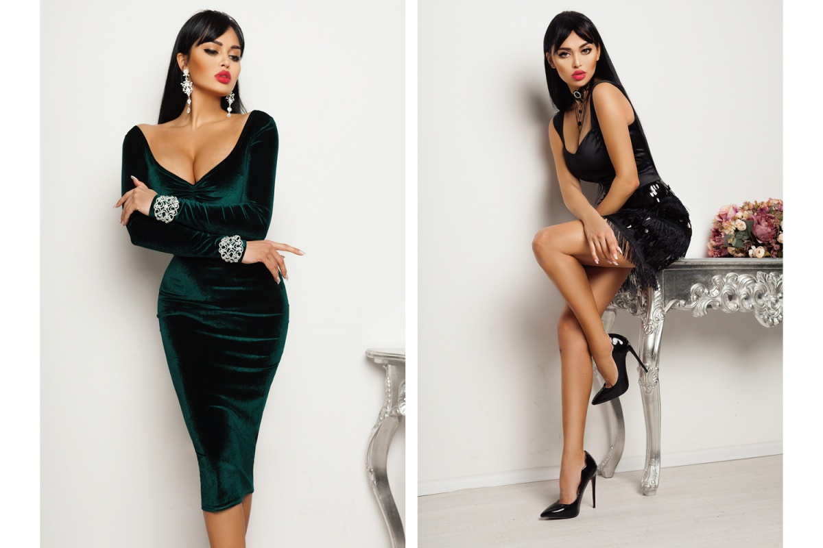Фотокаталог MALINA Fashion: как угодить петушку в Новый год