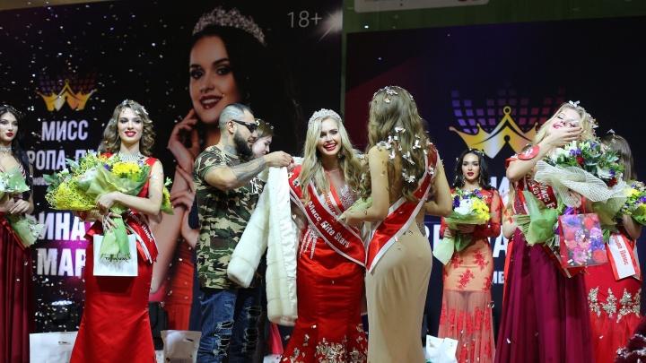 В Новосибирске выбрали«Мисс Европа Плюс Новосибирск'2017»