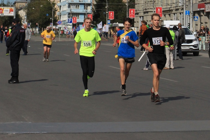На ул. Станиславского в субботу, 29 апреля, пройдет легкоатлетическая эстафета
