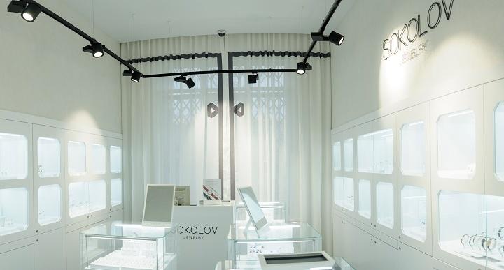 SOKOLOV: блистательное открытие в ювелирном салоне «Алмазный домЪ»