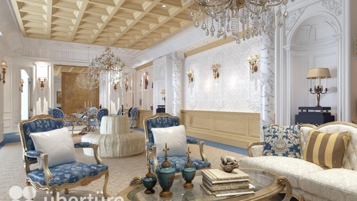 Ценители гармонии в интерьере смогут найти подходящие решения в салонах крупных выставочных центров