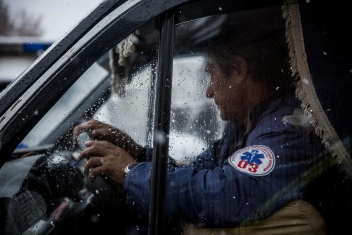 Мужчина на «Родниках» облил себя бензином и поджег (обновлено)