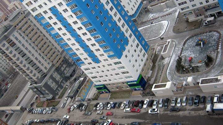 Новосибирские строители сдали на треть меньше жилья