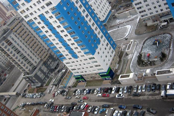 Активнее всего дома строятся в Ленинском и Кировском районах
