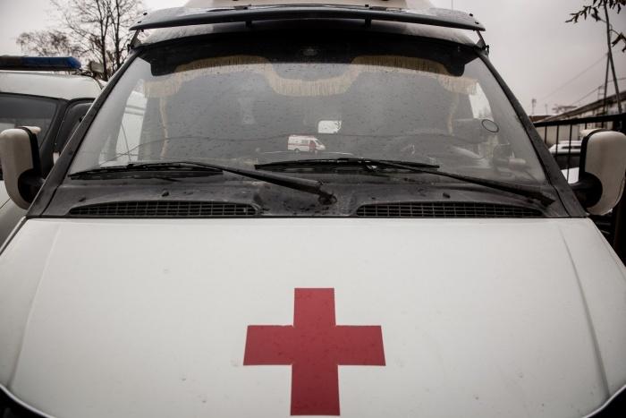 Молодой новосибирец упал с крыши девятиэтажки на Троллейной