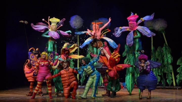 Только на три дня в Новосибирск приезжает театр мирового уровня