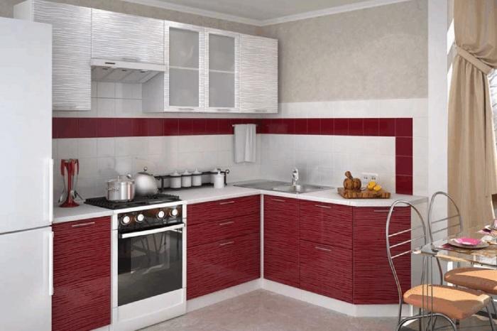 Познакомьтесь с « Валерией » и признайтесь, что вы покорены крутой геометрией «волны» фасадов. Отличный цвет, отличная комплектация и  отличная цена 33 680 руб.