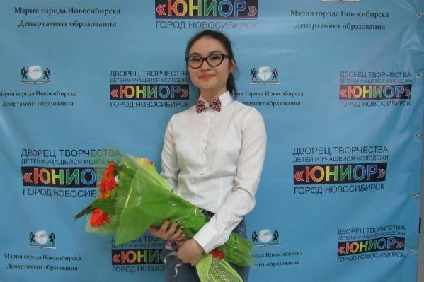 Амина Акмурзинова<br>