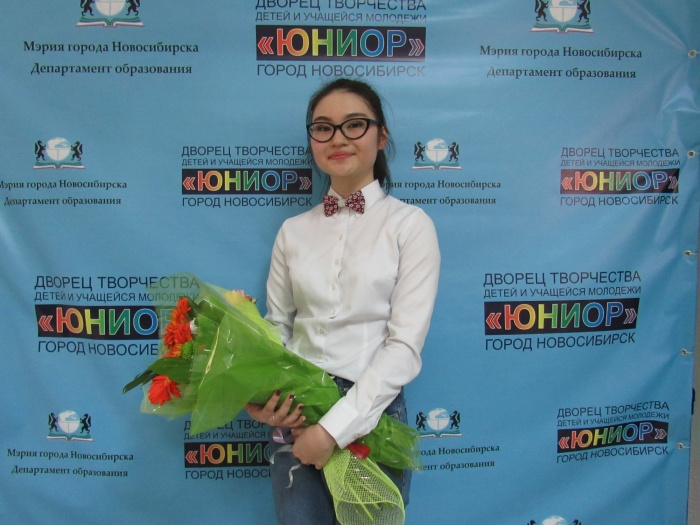 Амина Акмурзинова