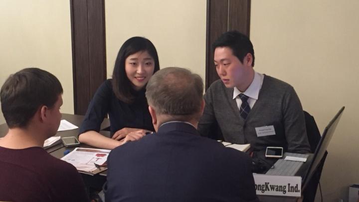 Визит южнокорейских бизнесменов в Сибирь состоится 18 мая