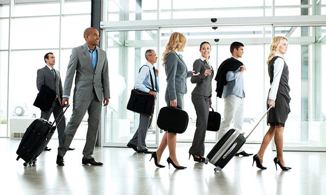 На бизнес-поездках можно серьезно экономить