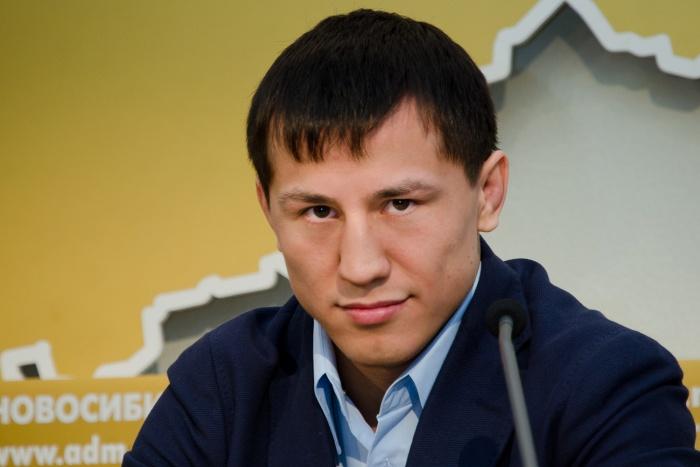 Власов единственный новосибирец, который претендует на звание кумира молодежи России