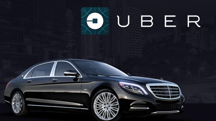 Иномарка от Uber за 20 рублей