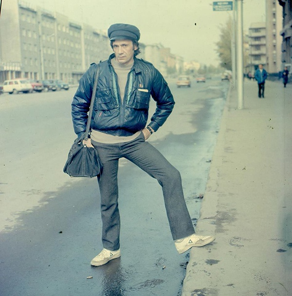 Легендарный солист оперного театра Анатолий Бердышев