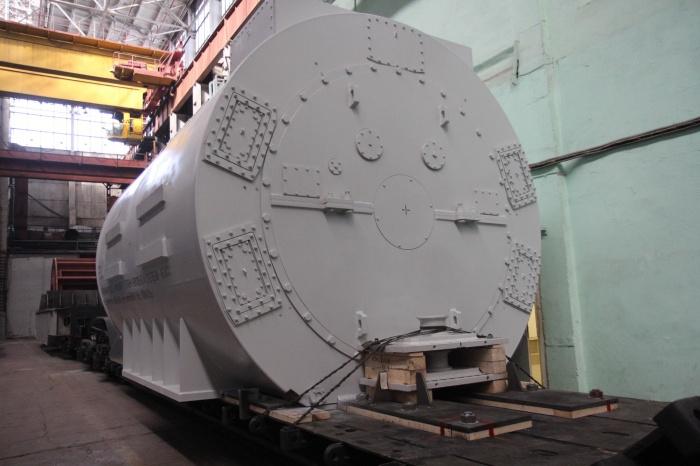 «ЭЛСИБ» изготовил 8 турбогенераторов с воздушным охлаждением для газовых турбин