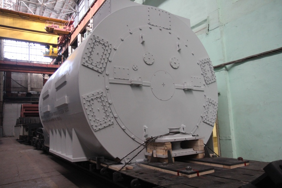 В РФ создана серия мощных турбогенераторов нового поколения для ТЭС