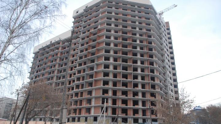«Энергомонтаж» вложит в два долгостроя на улице Тульской 60 млн рублей