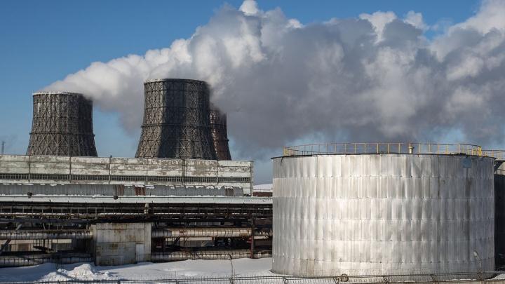Воздух Новосибирска наполняют фенол и сажа