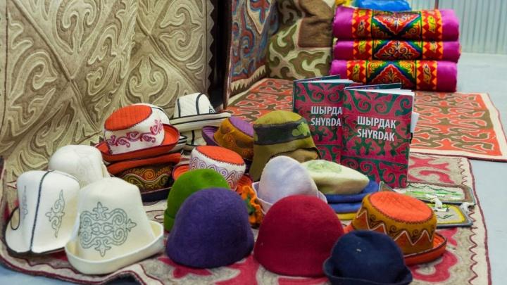 Уникальные товары ручной работы представят на «Киргизском базаре»