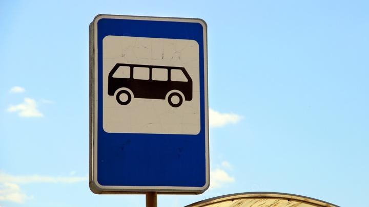 Автобус-экспресс до «Золотой Нивы» поменял маршрут