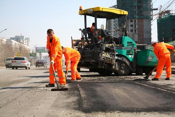 С 2013-го по 2016 год на ремонт дорог в Новосибирске государство потратило больше 5 млрд руб.