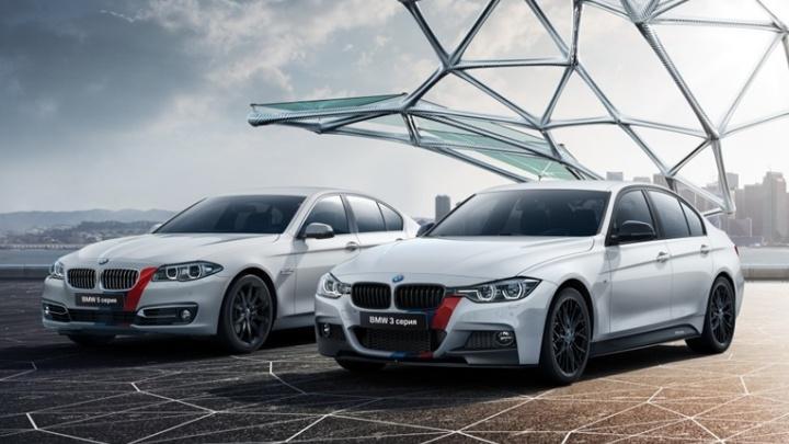 Эксклюзивную серию авто к 100-летию BMW презентуют на выставке «МоторЭкспоШоу» в Красноярске
