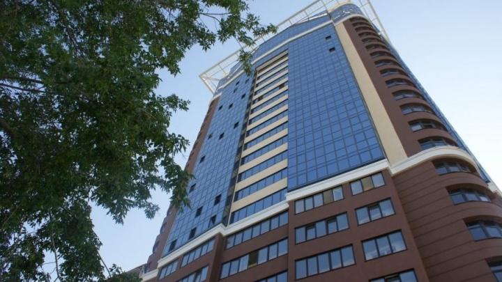 В центре Новосибирска продается пентхаус за 5,7 млн рублей