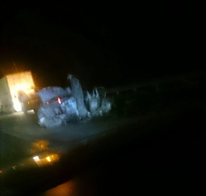Два человека погибли вДТП натрассе вНовосибирской области