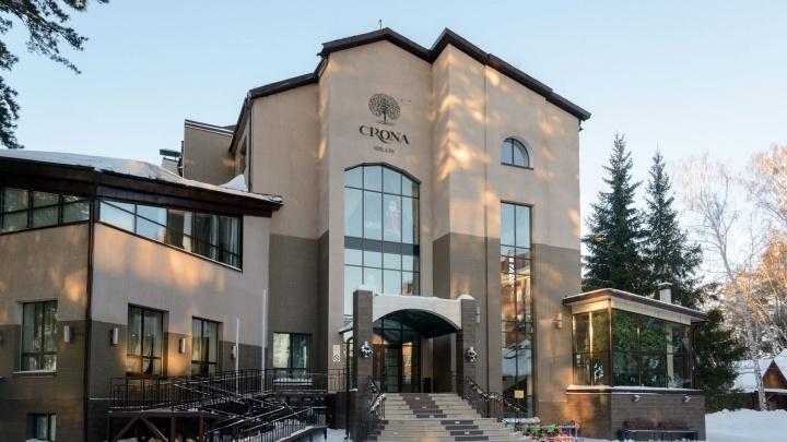 Горящие путевки за 1500 рублей продает спа-отель CRONA