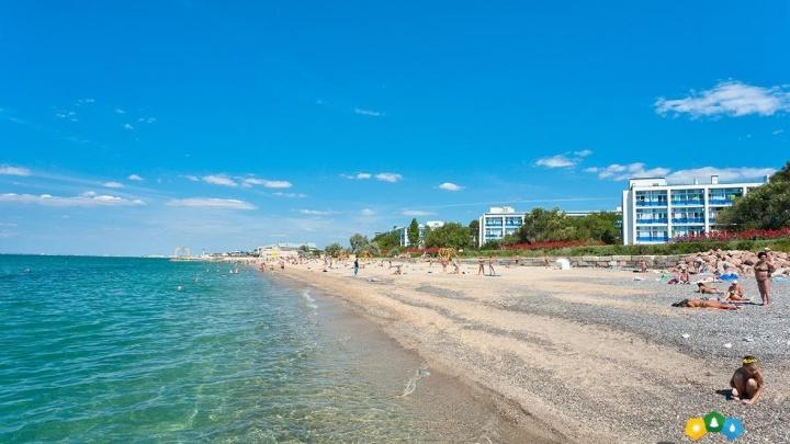 Лечебно-рекреационный туризм на Крымском полуострове стал доступен новосибирцам