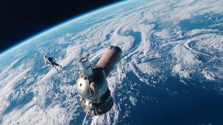 Строем в космос