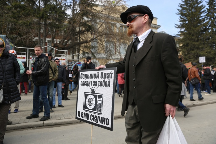 «У России два врага: чернослив и курага» (онлайн-репортаж)